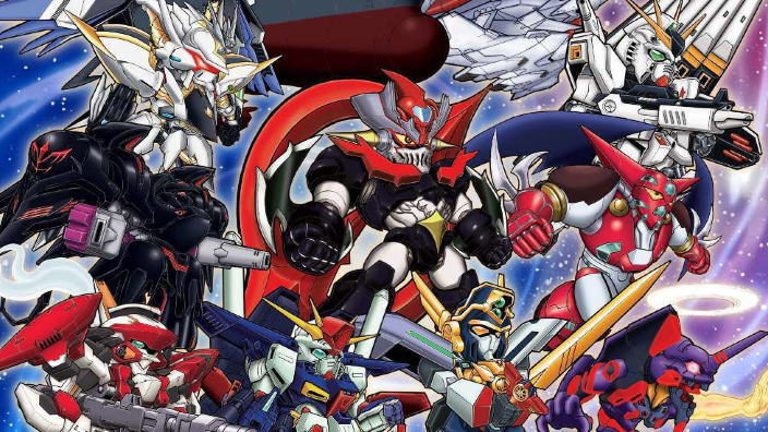 La serie Super Robot Wars in arrivo su PC