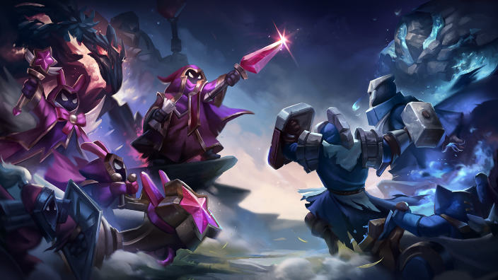 League of Legends arriva alla patch 9.18