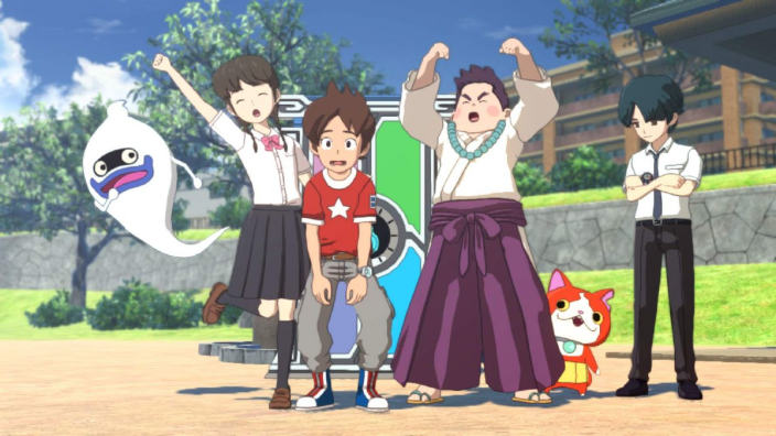 Yo-kai Watch 4 arriva su PlayStation 4