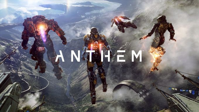 Anthem entra a far parte di EA Access