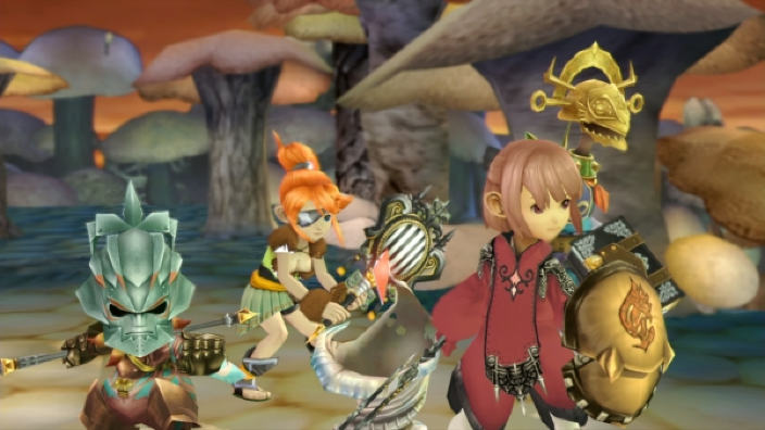 TGS 2019 - Final Fantasy Crystal Chronicles Remastered gameplay e screenshot