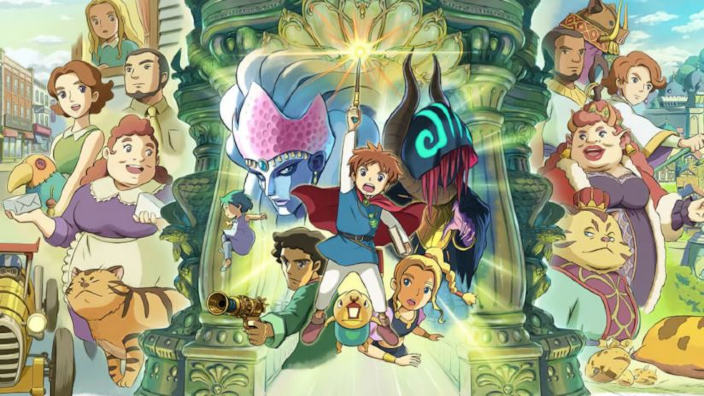 Ni no Kuni Remastered presenta il trailer di lancio