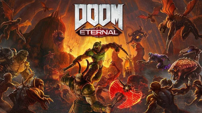 Doom Eternal sarà giocabile alla Milan Games Week 2019