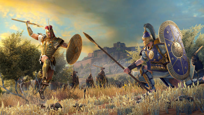 Annunciato Total War Saga: Troy