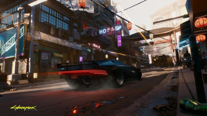 Cyberpunk 2077 ecco come è nata Night City