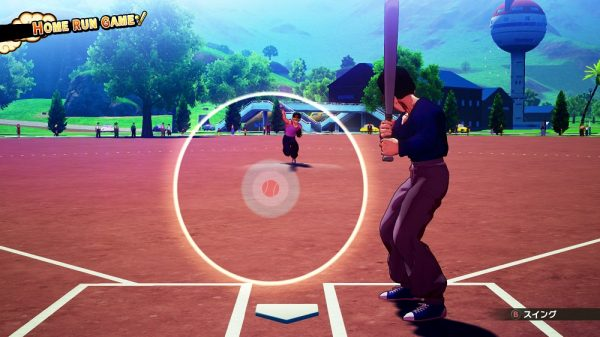 Dragon Ball Z: Kakarot presenta il minigioco Home Run Game