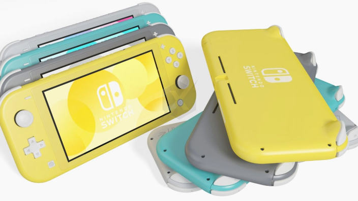 Vendite hardware e software in Giappone (25/9/2019), Switch Lite, Link's Awakening