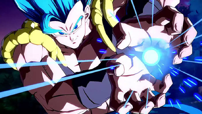 Dragon Ball FighterZ aggiunge Gogeta
