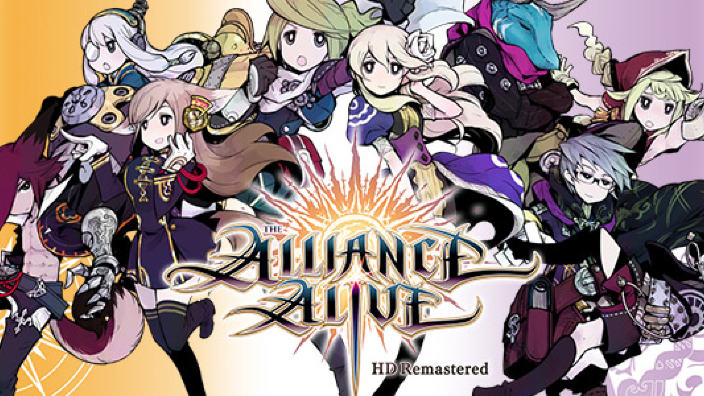 Nuove info su The Alliance Alive HD Remastered