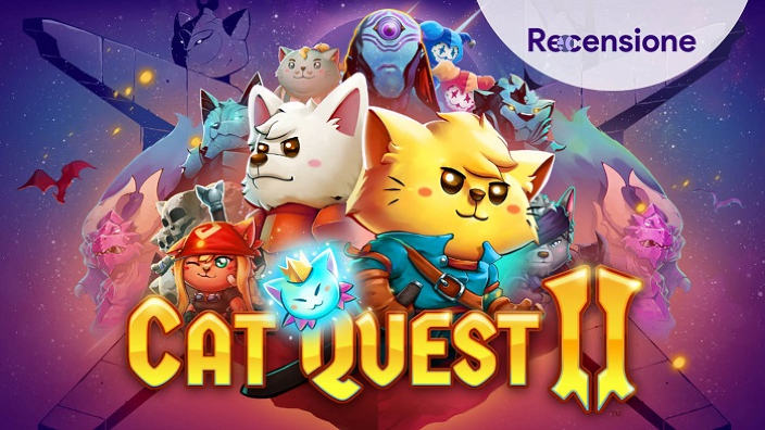 <strong>Cat Quest II</strong> - Recensione