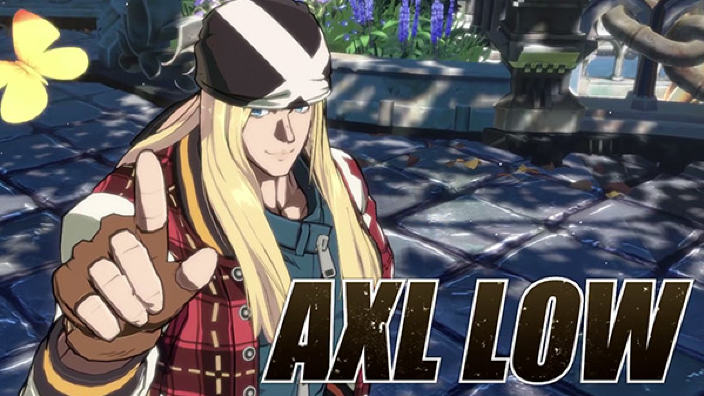 Il nuovo Guilty Gear introduce Axl e mostra May in trailer