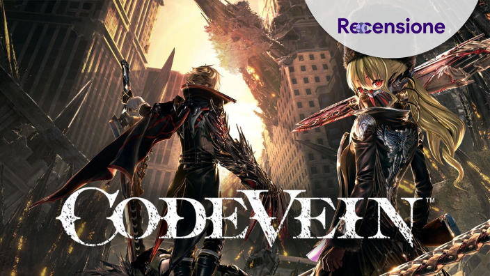 <strong>Code Vein</strong> - Recensione