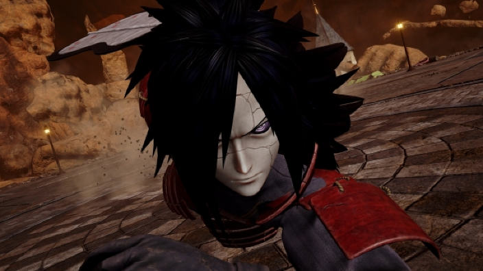 Trailer per Madara Uchiha su Jump Force