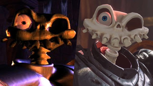 MediEvil - Sony rilascia un video comparativo