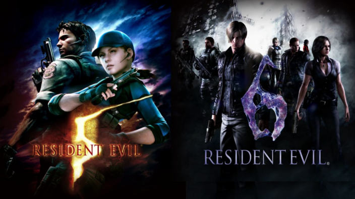 Demo in arrivo per Resident Evil 5 e 6 su Switch