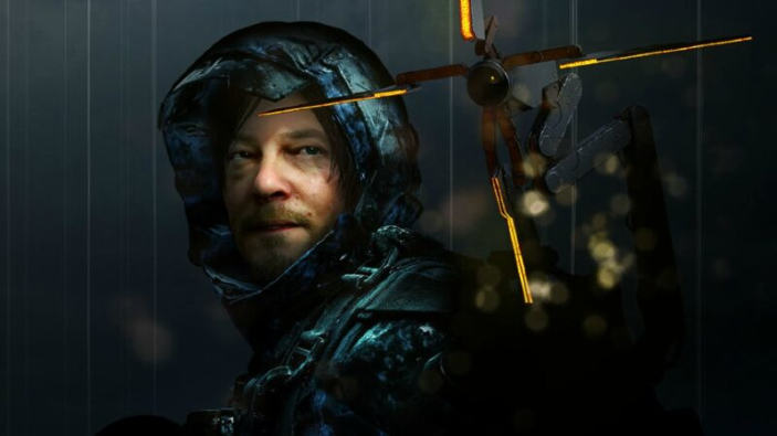 Death Stranding omaggia James Bond con una locandina fan-made