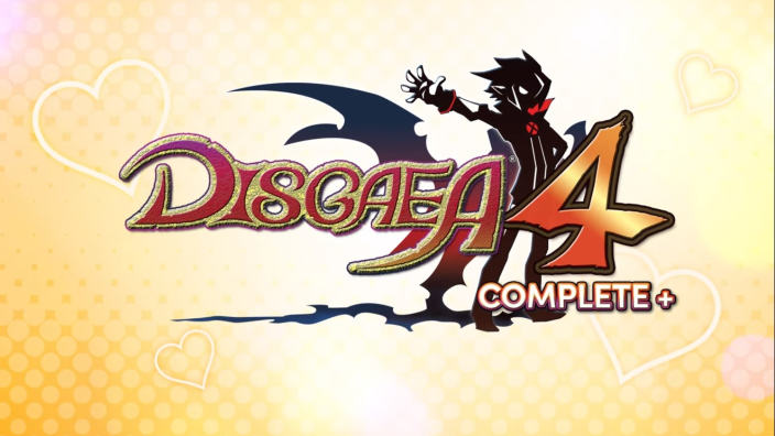 Disponibile da oggi in Europa la demo di Disgaea 4 Complete+