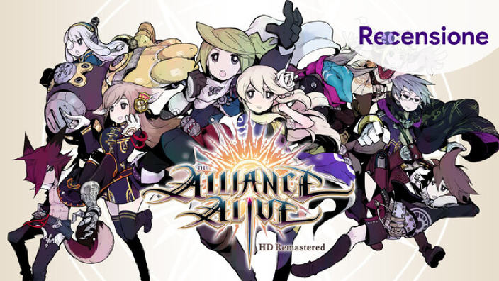 <strong>The Alliance Alive HD Remastered</strong> - Recensione