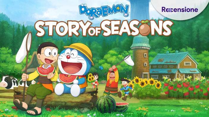 <strong>Doraemon: Story of Seasons</strong> - Recensione