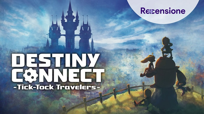 <strong>Destiny Connect Tick-Tock Travelers</strong> - Recensione