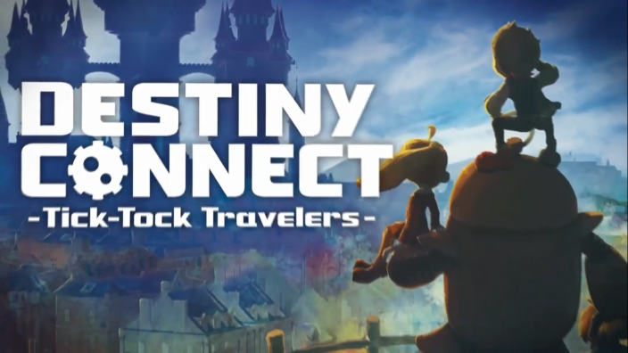 Destiny Connect: Tick-Tock Travelers si mostra nel trailer di lancio