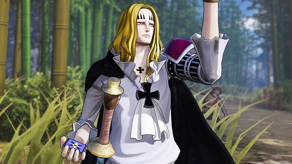 Basil Hawkins sarà giocabile in One Piece: Pirate Warriors 4