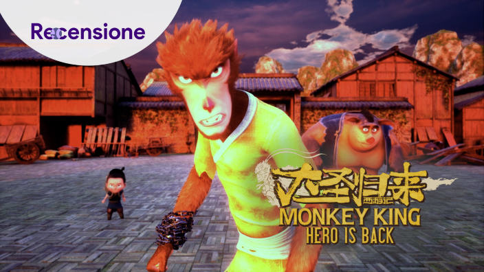 <strong>Monkey King Hero is Back</strong> - Recensione