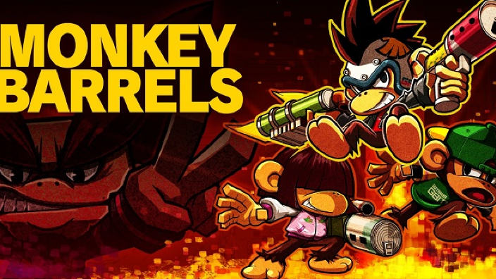 Monkey Barrels: primo trailer per il nuovo gioco di Good-Feel
