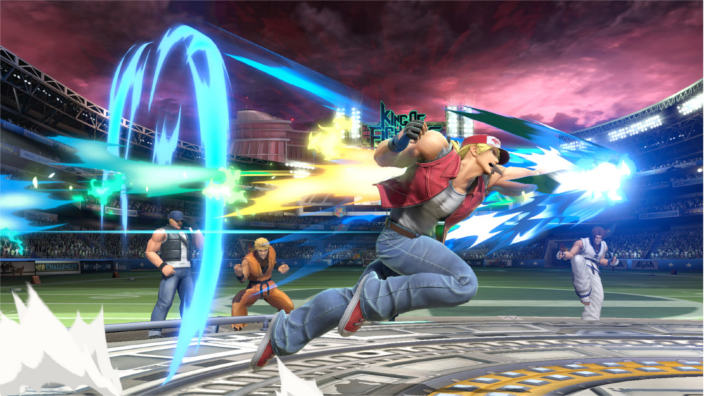 Sakurai presenta Terry Bogard in Super Smash Bros. Ultimate