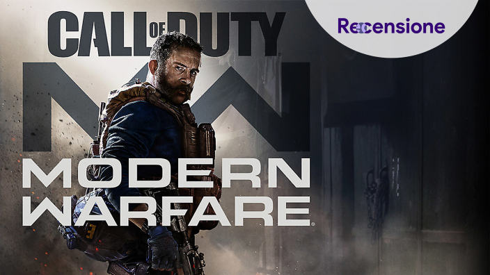 <strong>Call of Duty: Modern Warfare</strong> - Recensione