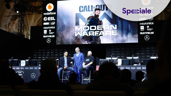 <Strong> Speciale Lucca 2019</Strong>: Il realismo di Call of Duty Modern Warfare