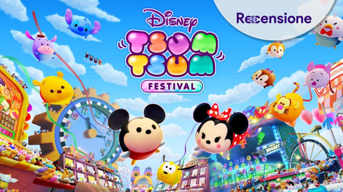 <strong>Disney Tsum Tsum Festival</strong> - Recensione