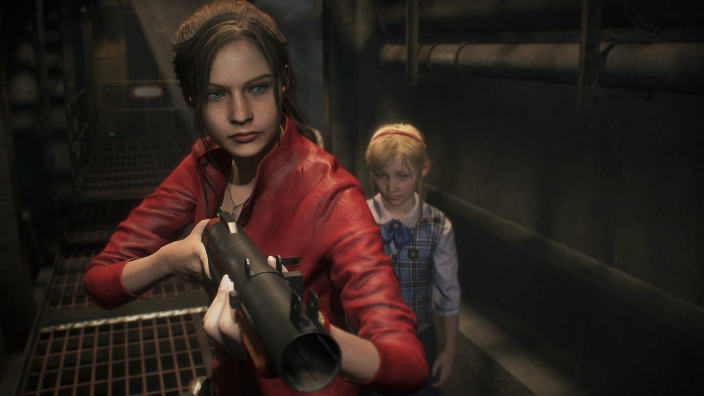 Resident Evil 2 Remake gioco dell'anno ai Golden Joystick Awards