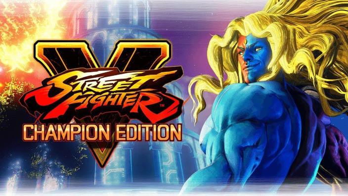 Annunciato Street Fighter V: Champion Edition