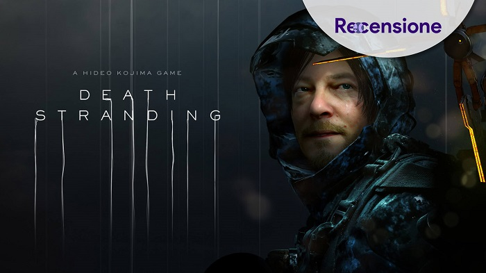 <strong>Death Stranding</strong> - Recensione