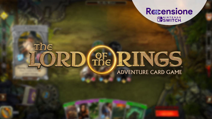 <strong>The Lord of the Rings: Adventure Card Game</strong> - Recensione Switch