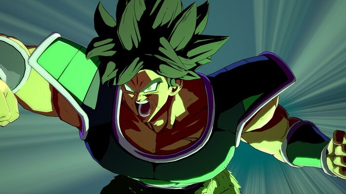 Dragon Ball FighterZ il DLC Broly ha una data