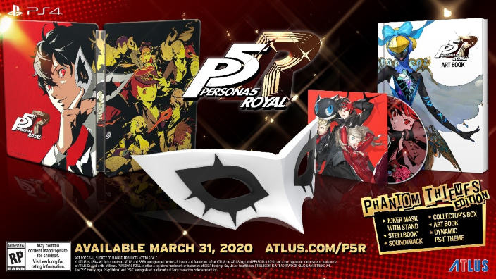Persona 5 Royal, annunciata la data di uscita occidentale