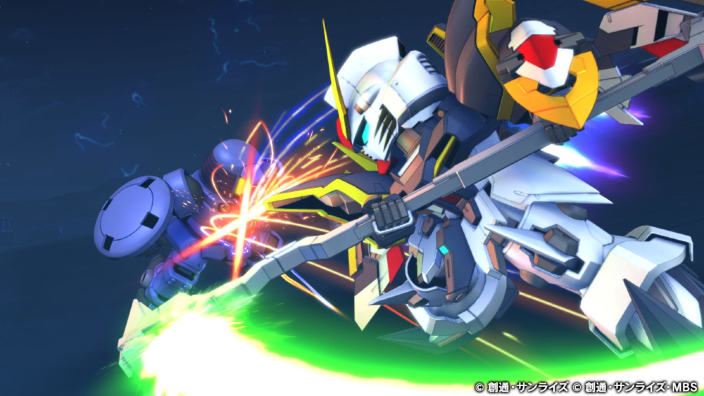 Vendite hardware e software in Giappone (01/12/2019), SD Gundam, 13 Sentinels