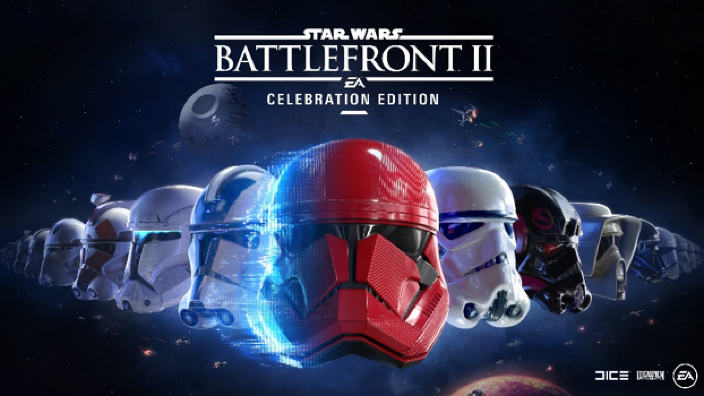 Star Wars Battlefront II: Celebration Edition sarà disponibile da domani