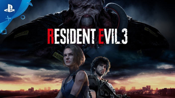 Primo trailer per Resident Evil 3 su PlayStation 4