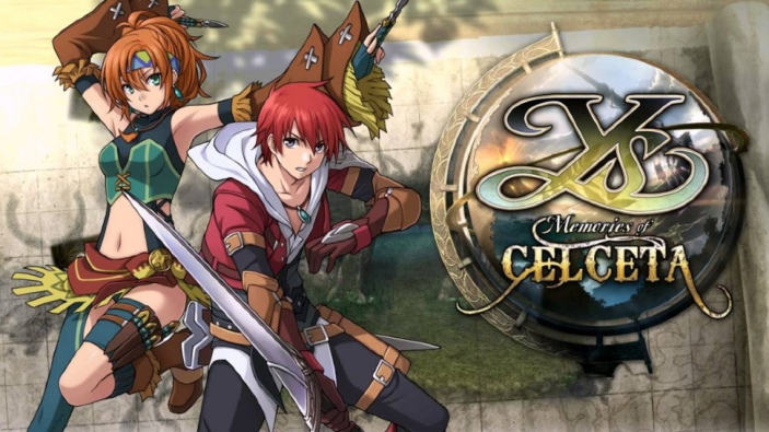 Ys: Memories of Celceta per PS4 arriva in Europa