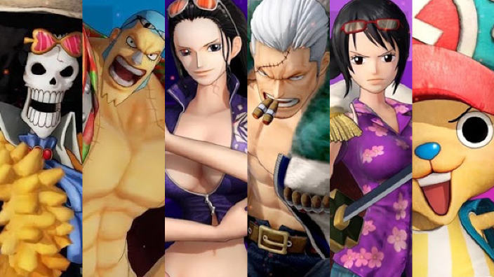 One Piece Pirate Warriors 4 mostra i gameplay di Chopper, Nico Robin, Smoker e altri