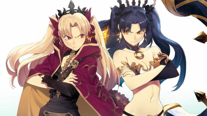 Fate/Grand Order batte Fortnite su Twitter
