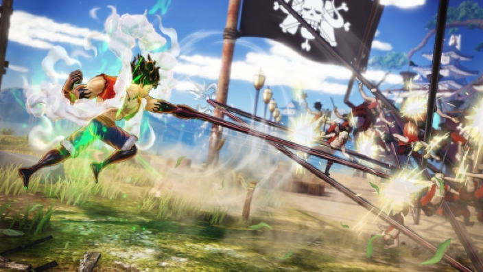 One Piece Pirate Warriors 4 avrà quattro modalità cooperative online