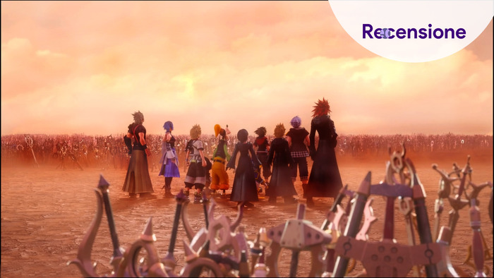 <strong>Kingdom Hearts III ReMind</strong> - Recensione