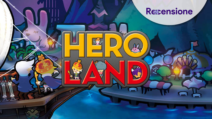 <strong>Heroland</strong> - Recensione