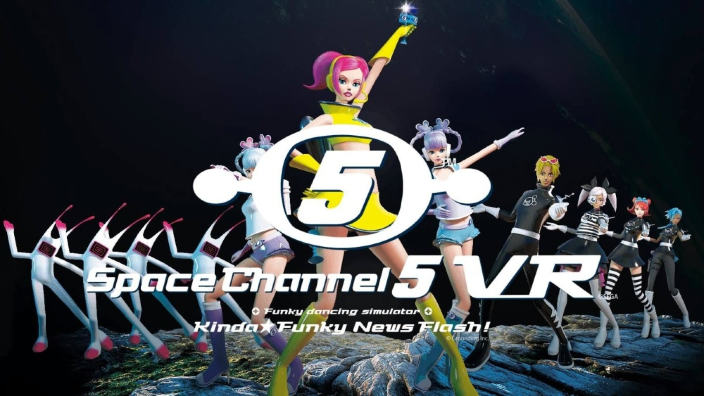 Data e trailer di lancio per Space Channel 5 VR