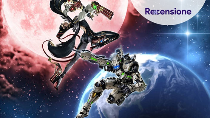 <strong>Bayonetta & Vanquish 10th Anniversary Bundle</strong> - Recensione