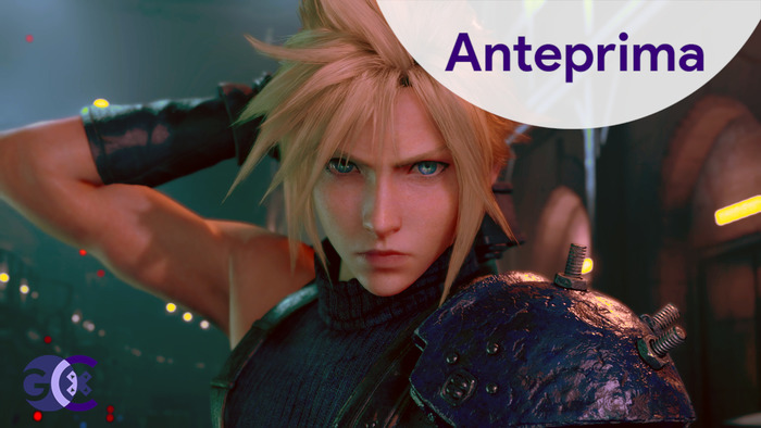 <strong>Final Fantasy VII Remake</strong> - Provato in Anteprima a Milano